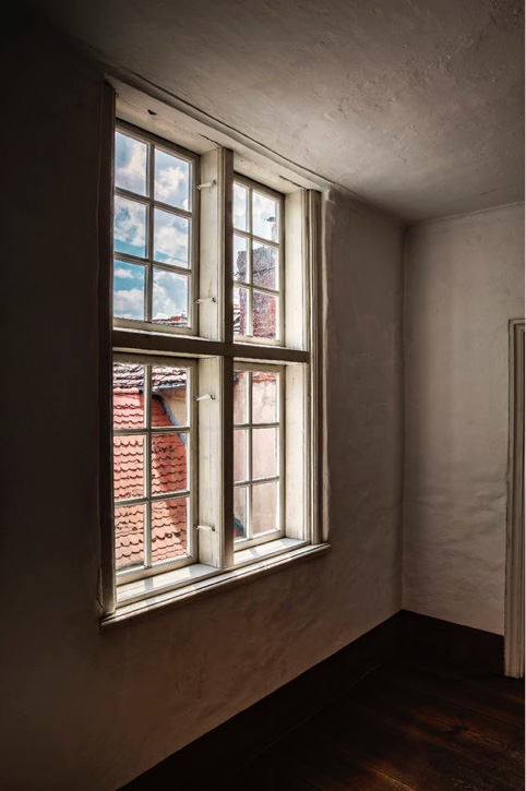 Sprossenfenster Anthrazit | Harzite.Com