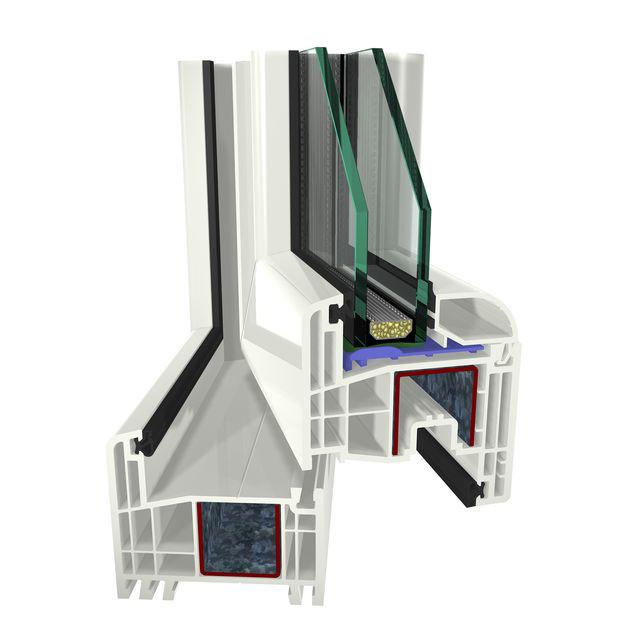 Gealan profil s 8000 iq 8095 fenster welten gmbh for Fenster welten gmbh