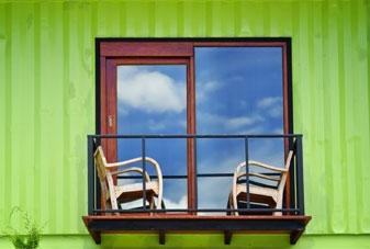 Terrassentüren Aus Holz 2