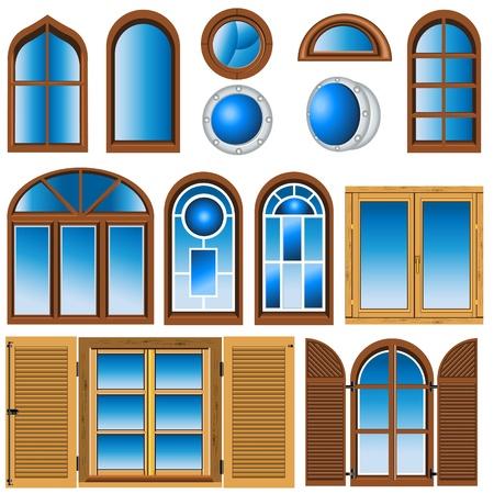 Fensterarten