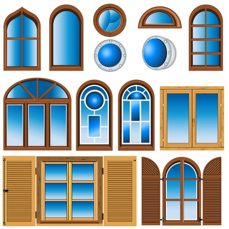 Fensterarten fenster welten gmbh for Tipi di finestre