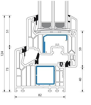 Bevorzugt VEKA Fenster online kaufen - Fenster-Welten-GmbH YB31
