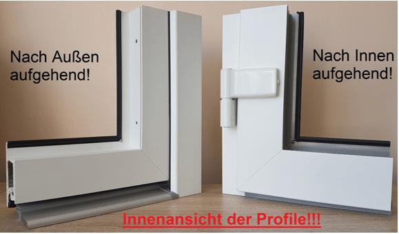 Beliebt Nebeneingangstüren - Fenster-Welten-GmbH VZ11