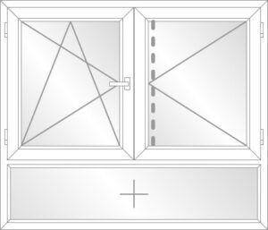 DKL / DR mit Unterlicht (F) und Stulp
