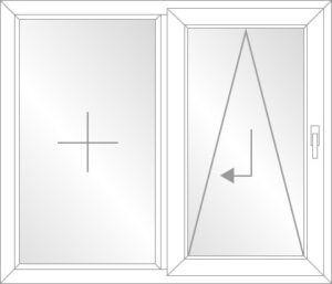 Parallel-Schiebe-Kipp-Tür F/PSK
