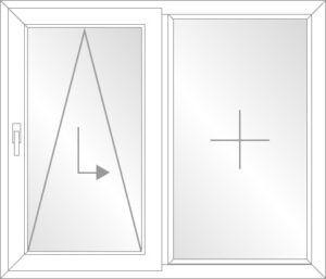 Parallel-Schiebe-Kipp-Tür PSK/F