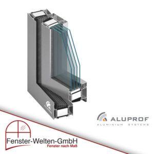 Aluminiumfenster (104mm)