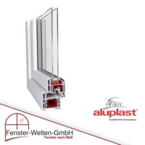 Kunststofffenster Aluplast Ideal 4000 (70mm)