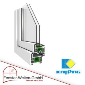 Kunststofffenster Knipping 76 AD (76mm)