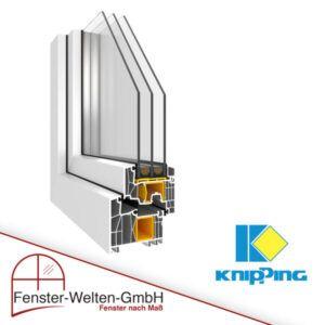 Kunststofffenster Knipping 88 MD (88mm)