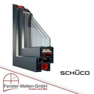 Kunststofffenster Schüco LivIng (82mm)