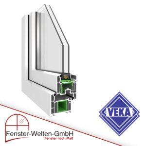 Kunststofffenster Veka (70mm)
