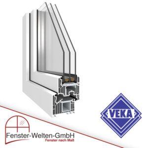 Kunststofffenster Veka (82mm)