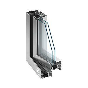 Aluminiumfenster MB-70